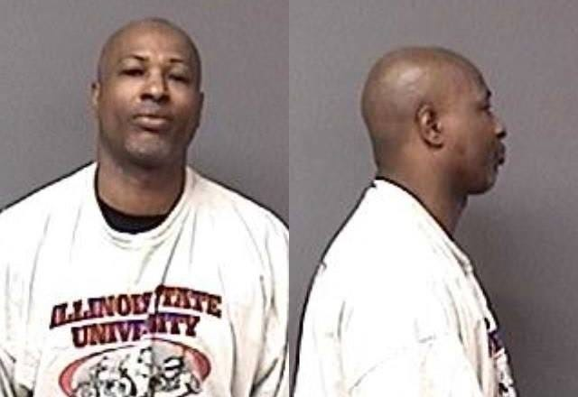 Gary Martin, alleged gunman in the Aurora, Ill. shooting on Feb. 15, 2019.