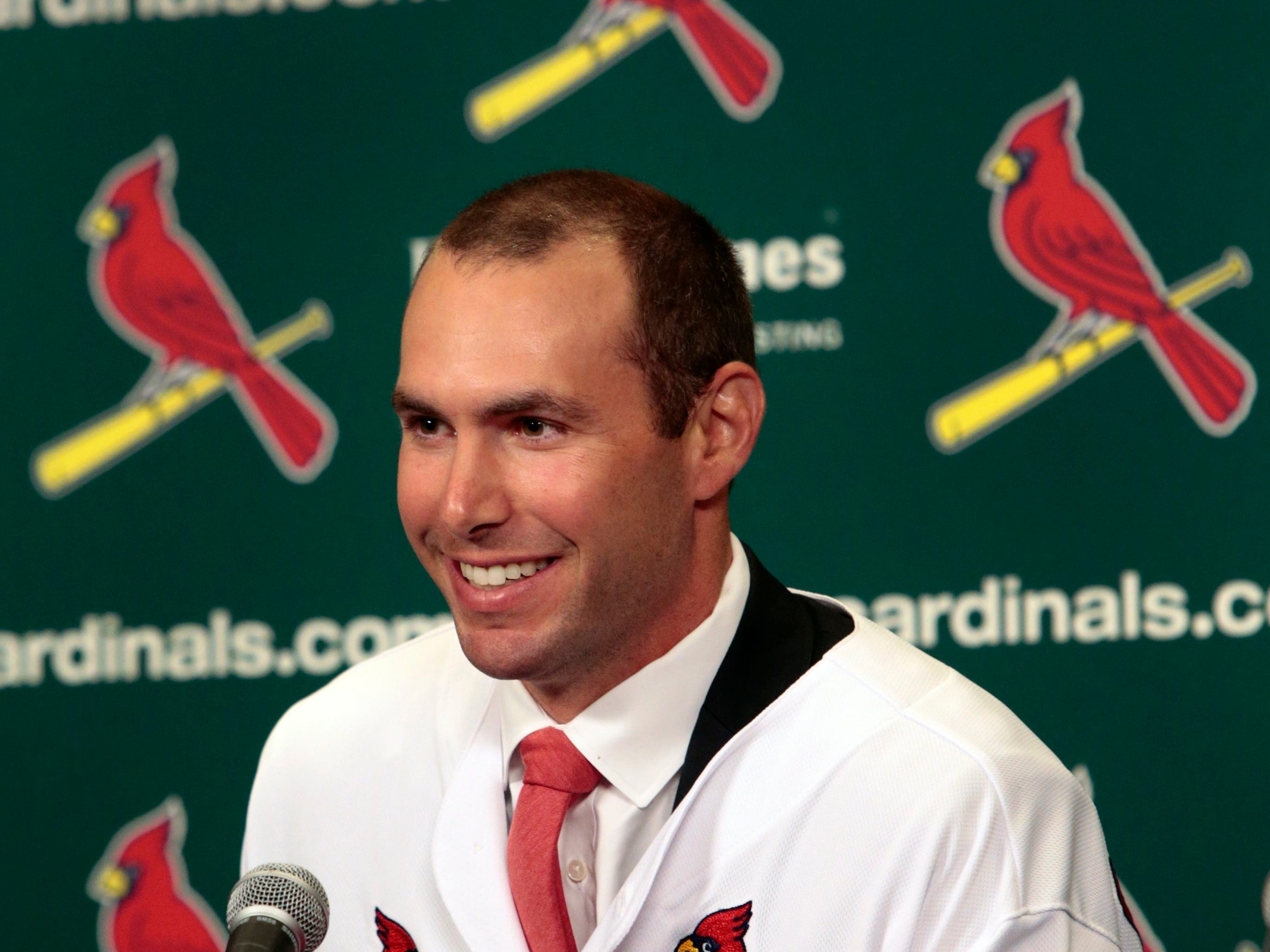 17. Paul Goldschmidt, St. Louis Cardinals first baseman.
