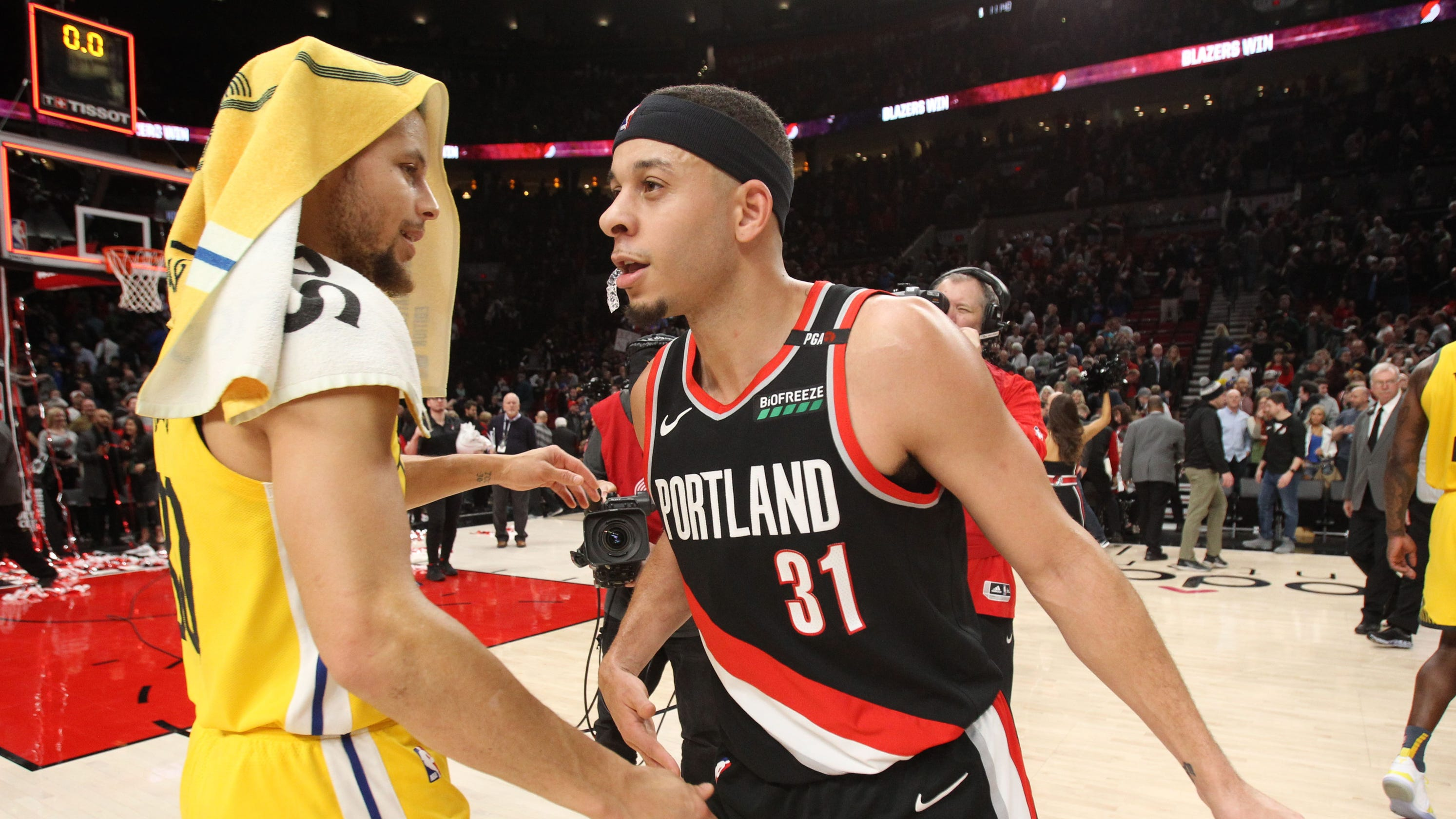 9a78e209259 NBA All-Star weekend: Stephen Curry reveals bet in 3-point contest