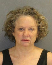 Julie Edwards, 53, was arrested on Feb. 8, online records for Volusia County, Florida Corrections show.