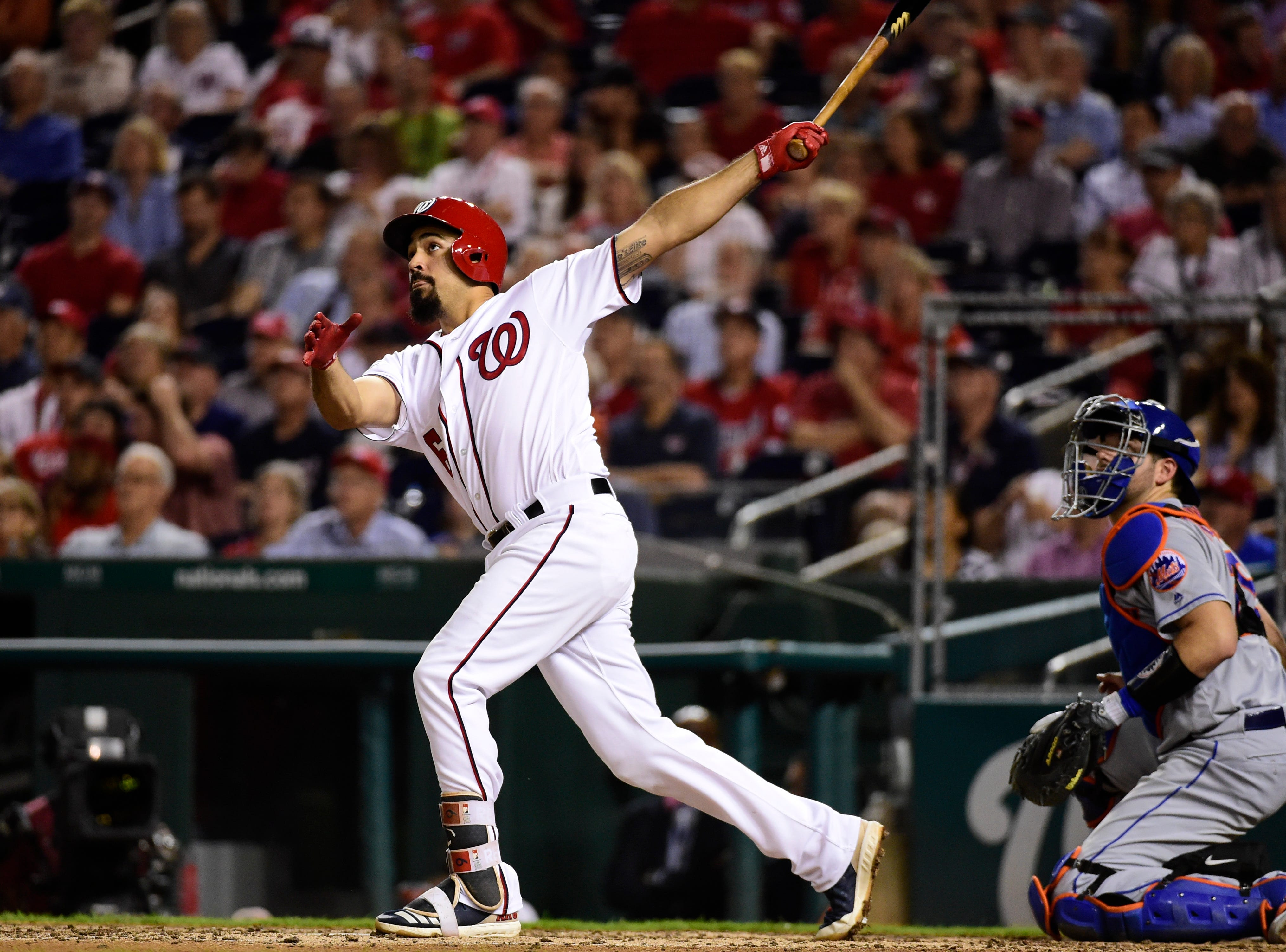 33. Anthony Rendon, Washington Nationals third baseman.