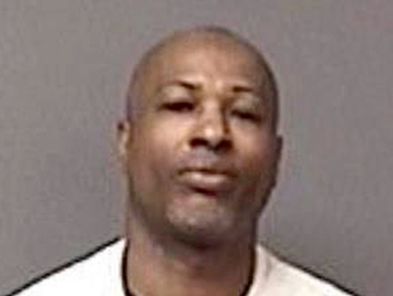 This undated booking photo provided by the Aurora Illinois Police Department shows Gary Montez Martin, who police say killed multiple people at a suburban Chicago manufacturing warehouse after he was fired, Friday, Feb. 15, 2019.
