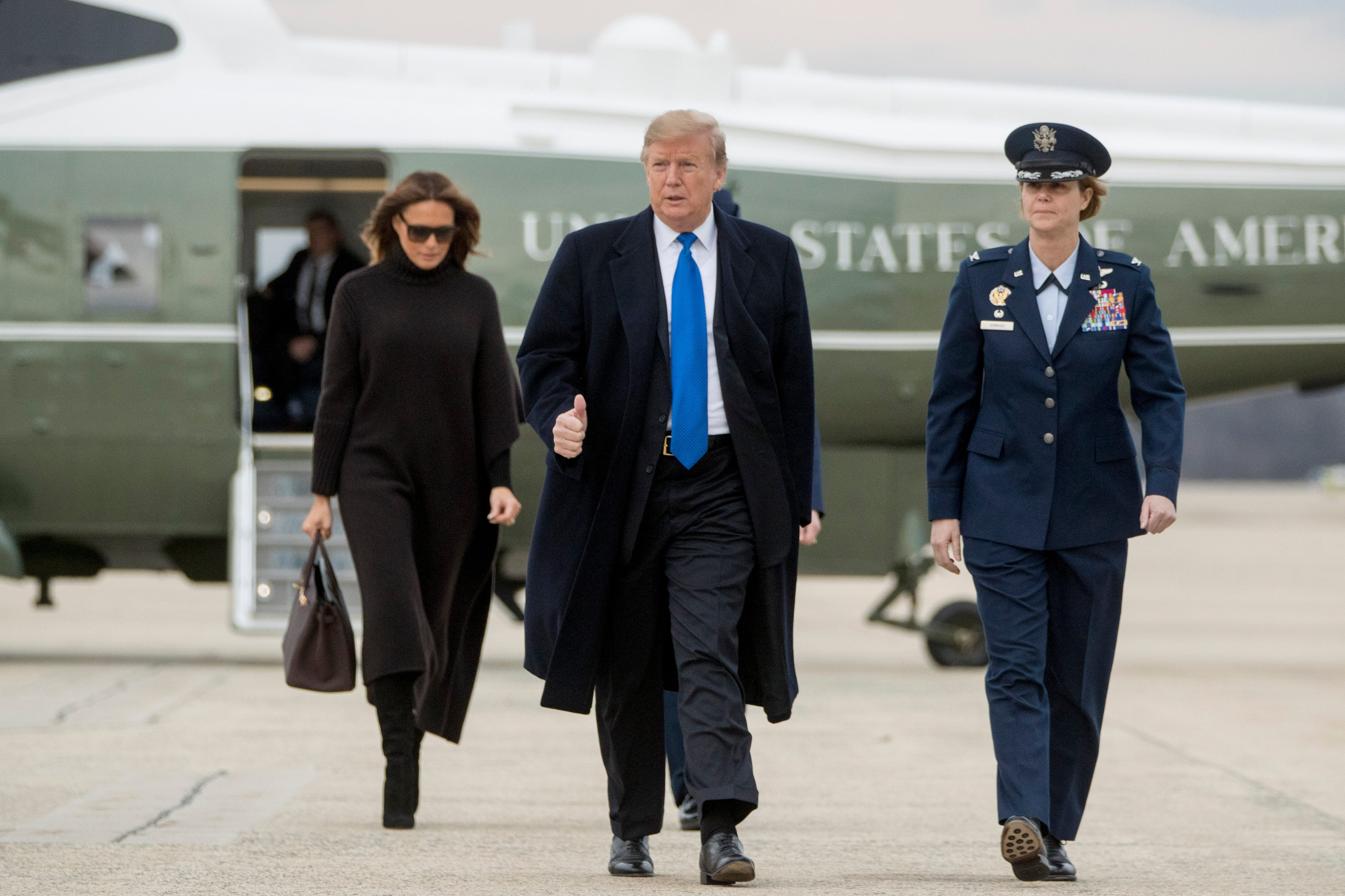 Fact check: President Donald Trump's national emergency remarks