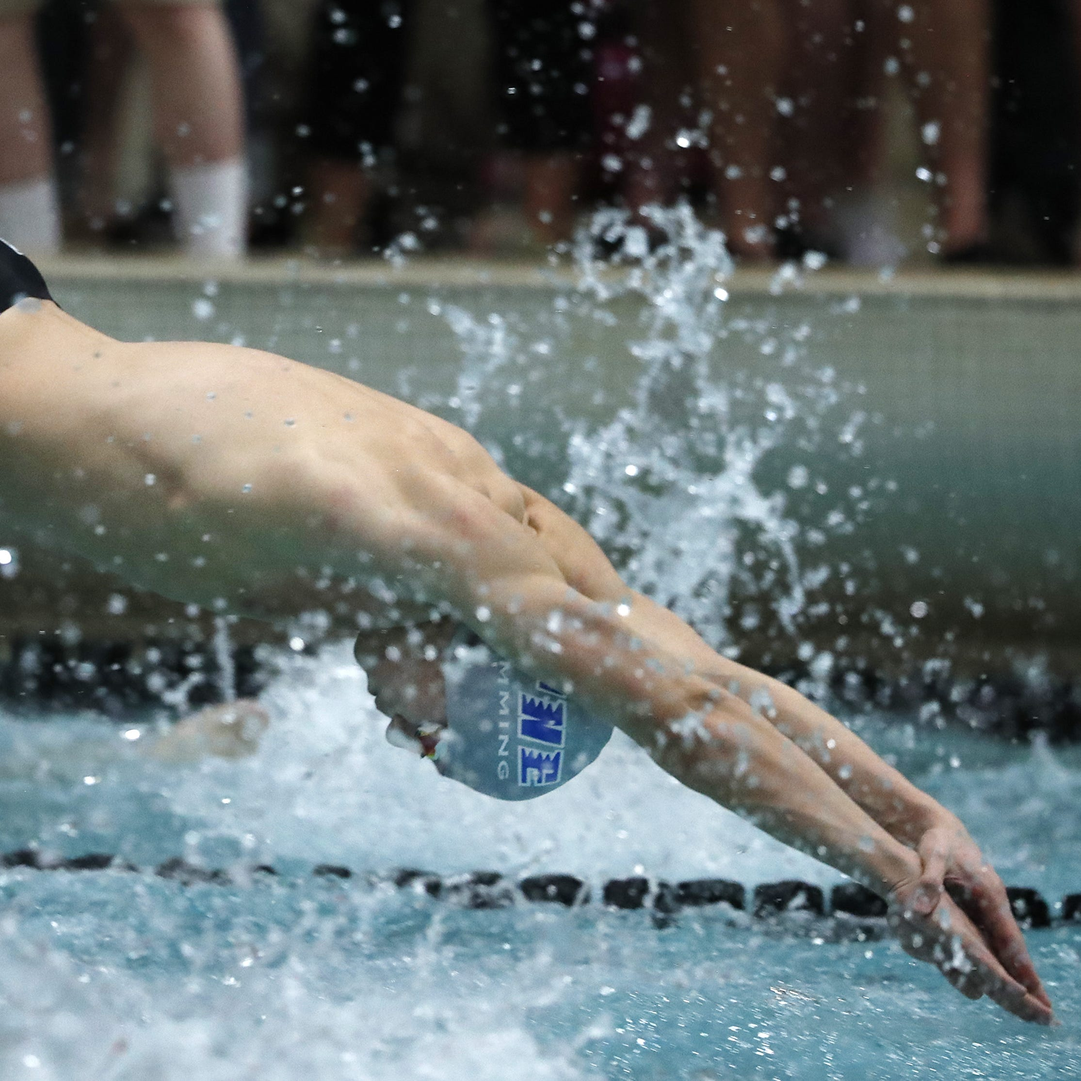 Appleton North/East posts two top-six finishes at WIAA state swim meet