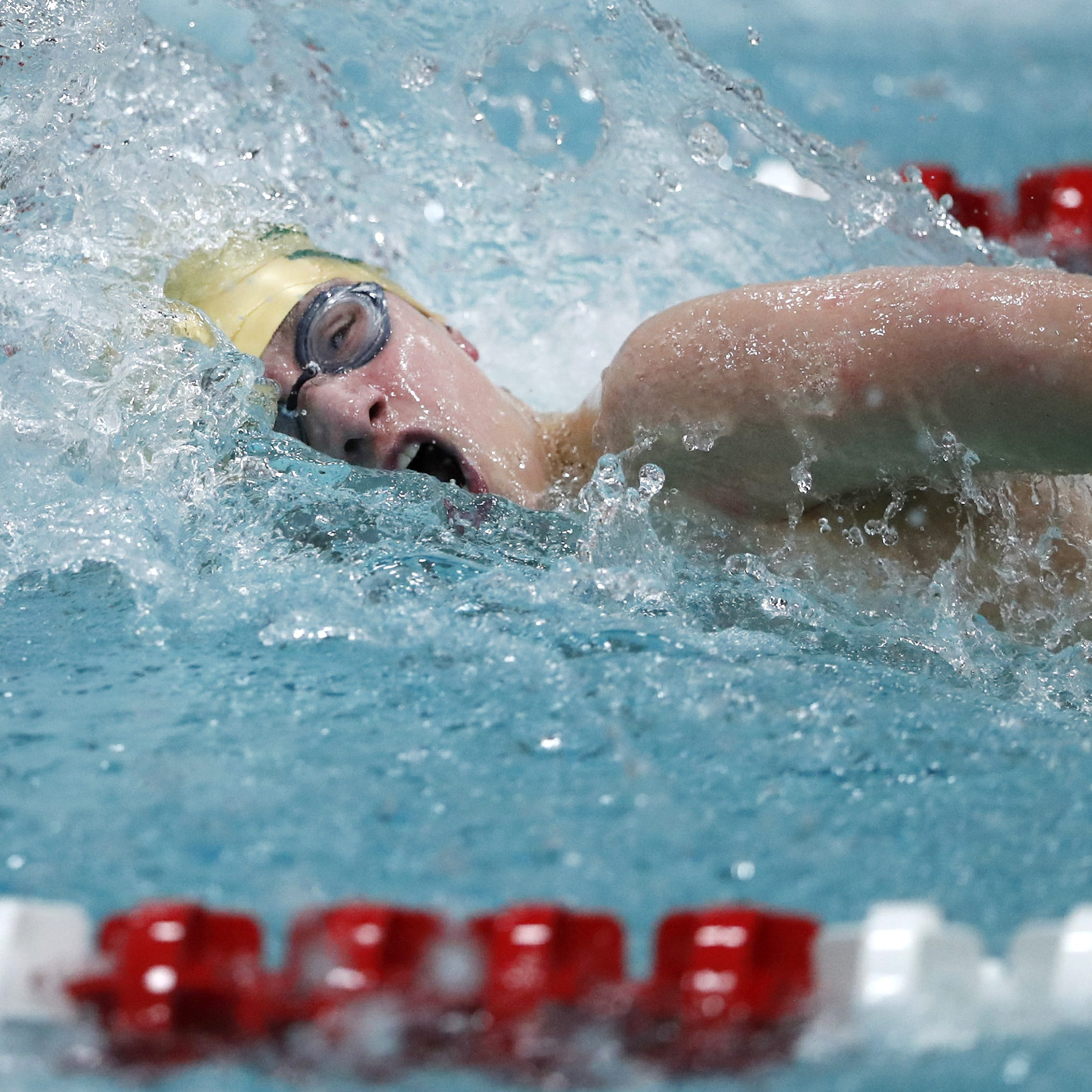 SPASH, D.C. Everest swimmers notch top-10 finishes at state meet