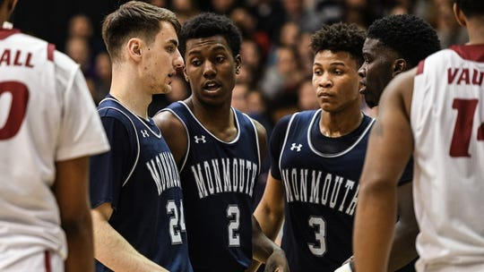 If Monmouth can win its final four games, beginning with Sunday's showdown with Marist, ther's a good chance they will win the MAAC regular season title.