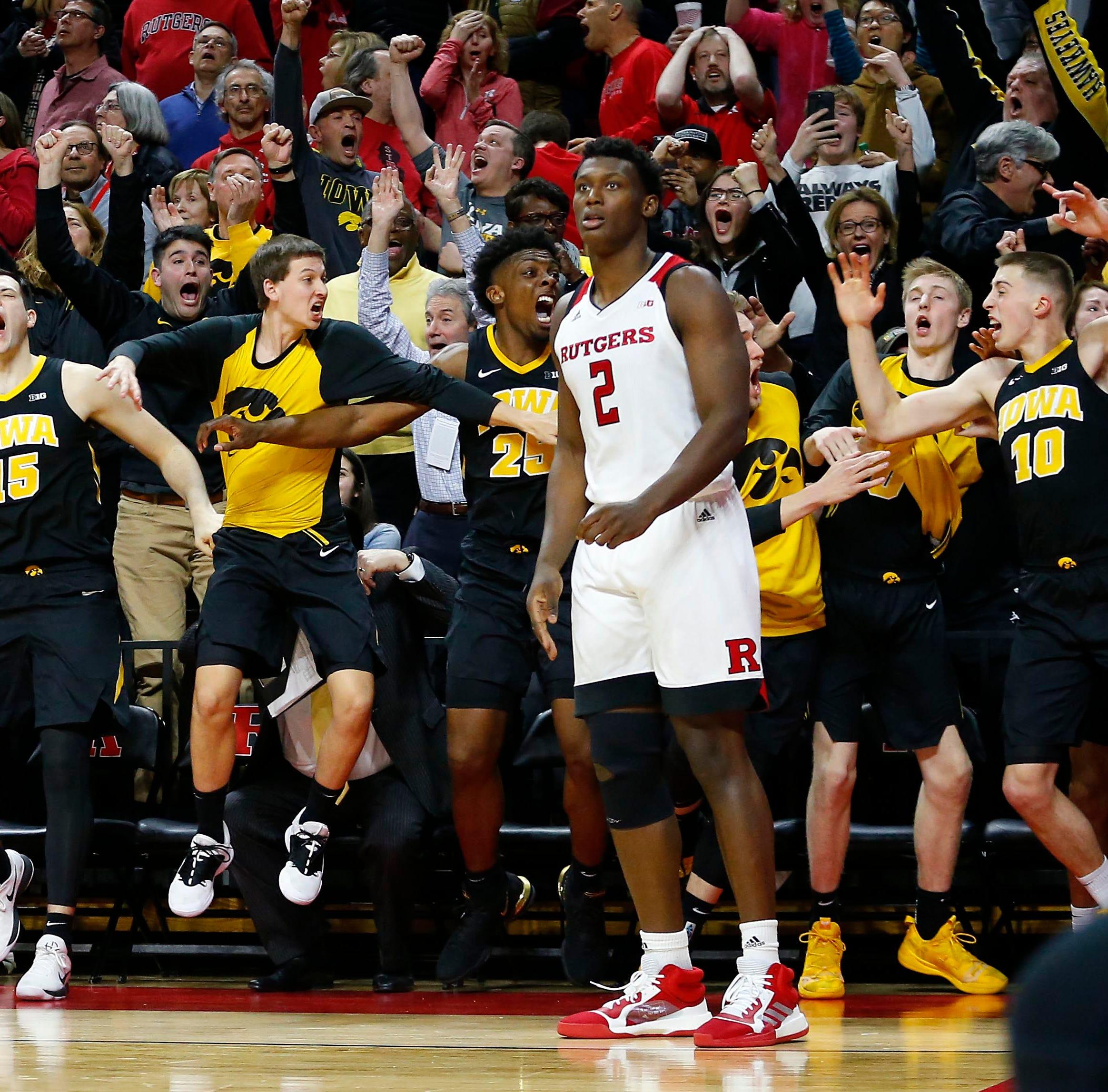 Rutgers hoops: Joe Wieskamp and the anatomy of Iowa's last-second RAC gut-punch