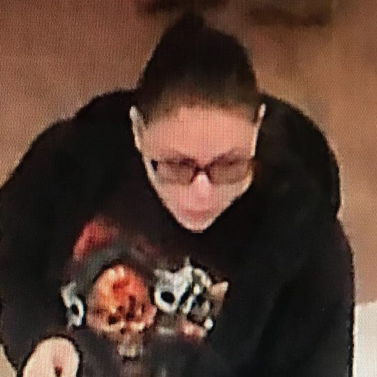 Stafford Police are seeking help finding this woman, who they say shoplifted from a Walmart this weekend.