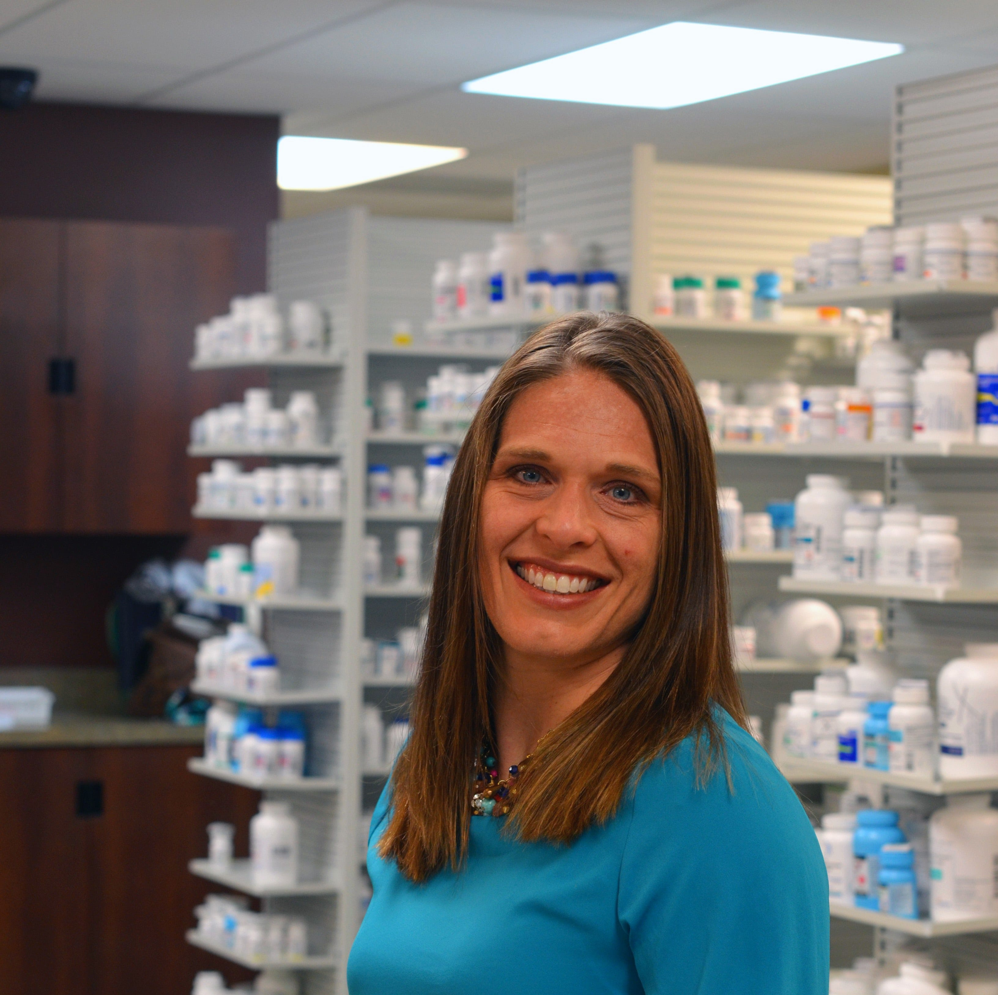 Health Pro: Pharmacist thrives on giving peace of mind