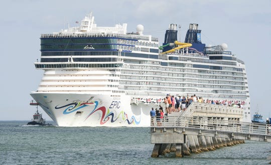 The Norwegian Epic.