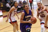Clarksville High could never quite get over the hump as Henry County dropped the Lady Wildcats to the consolation game in the district tournament