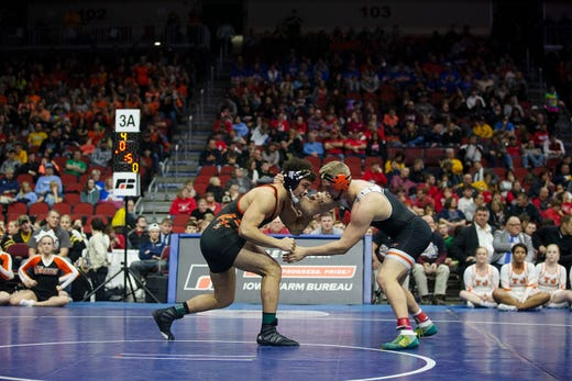 Introducing the 2019 All-Iowa Wrestling Teams