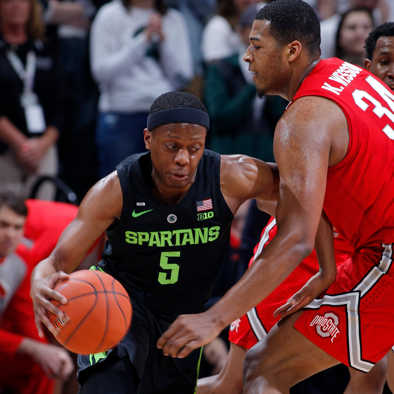 Without injured Nick Ward, Michigan State surges past Ohio State