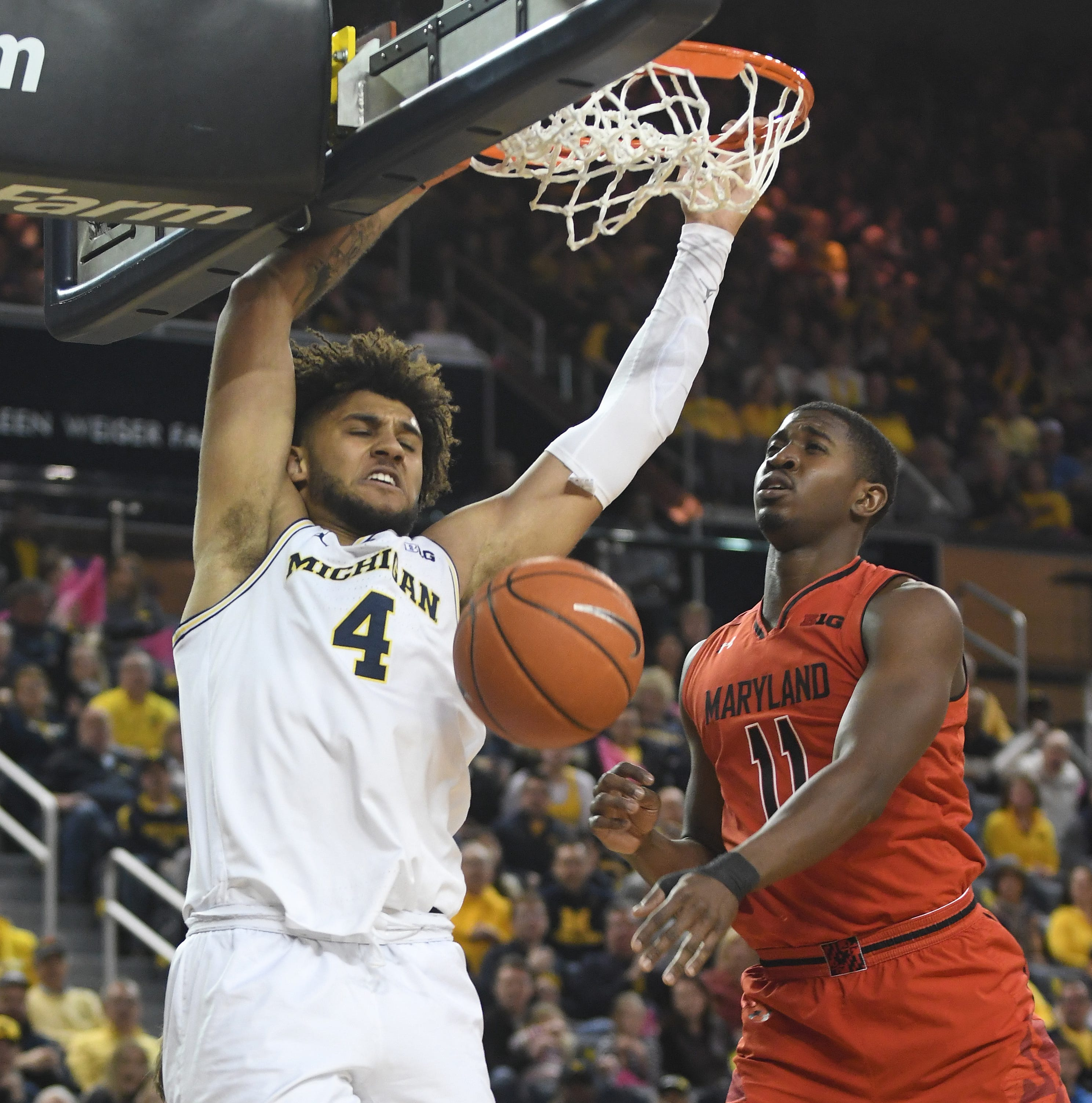 Michigan's Isaiah Livers 'leaving too much on the table'
