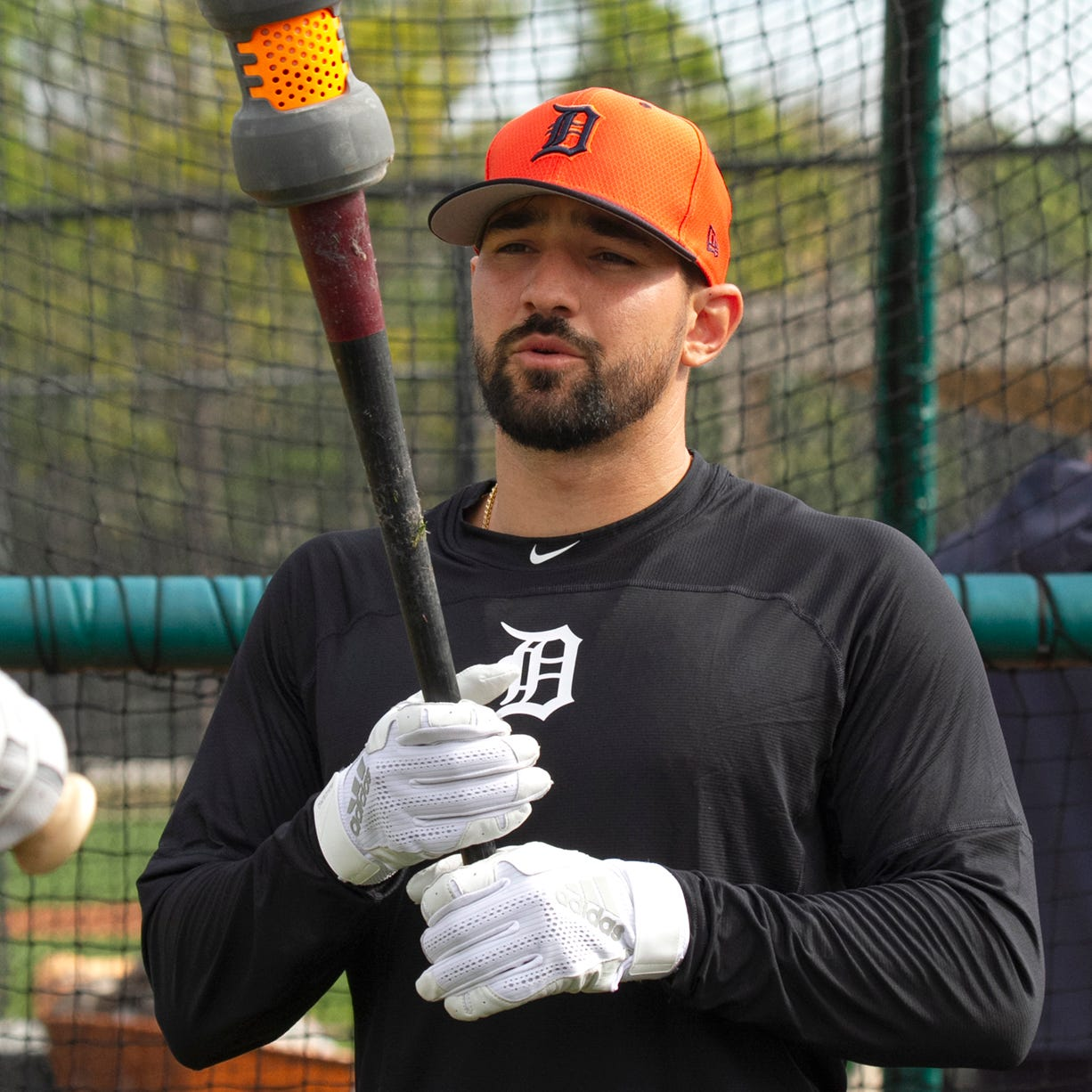 Tigers' Nick Castellanos: 'Wherever I play, I'm playing to win'