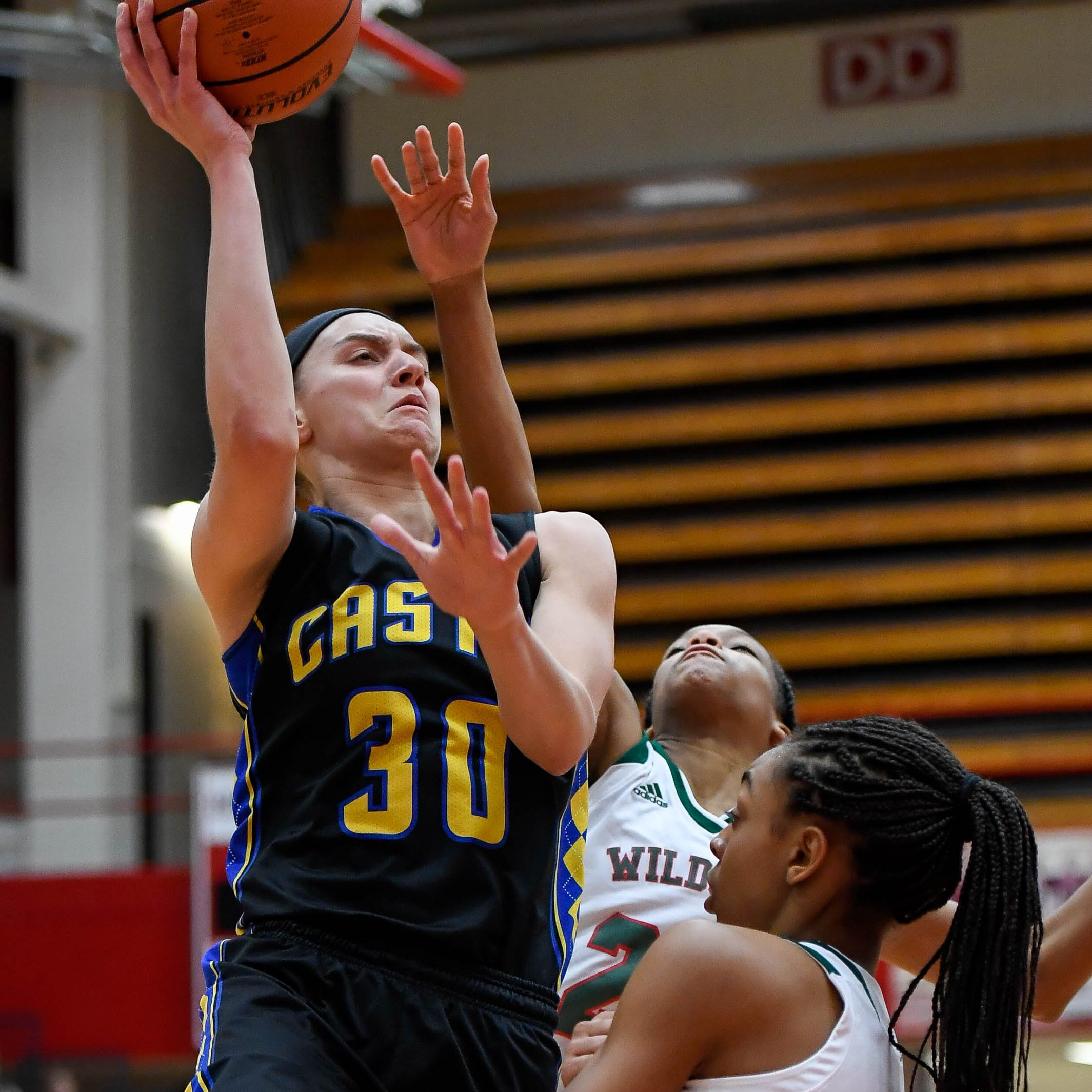 Nunge, Hudson, who lifted teams to semistate, lead all-SIAC girls' basketball team