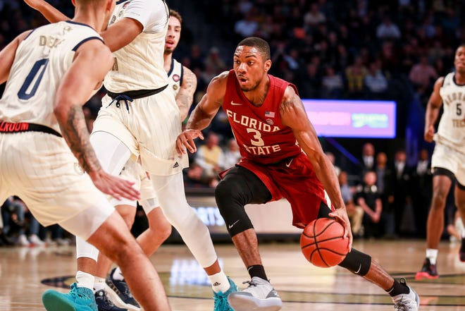 With seven consecutive ACC wins, Trent Forrest and Florida State project as a 6th seed in the upcoming NCAA Tournament.