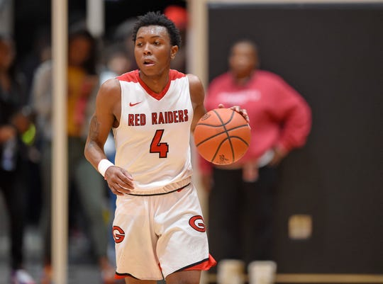 Greenville's Dorian Williams said the team's ability to handle pressure keyed its win against Westwood, which had ended the Red Raiders' season a year ago.