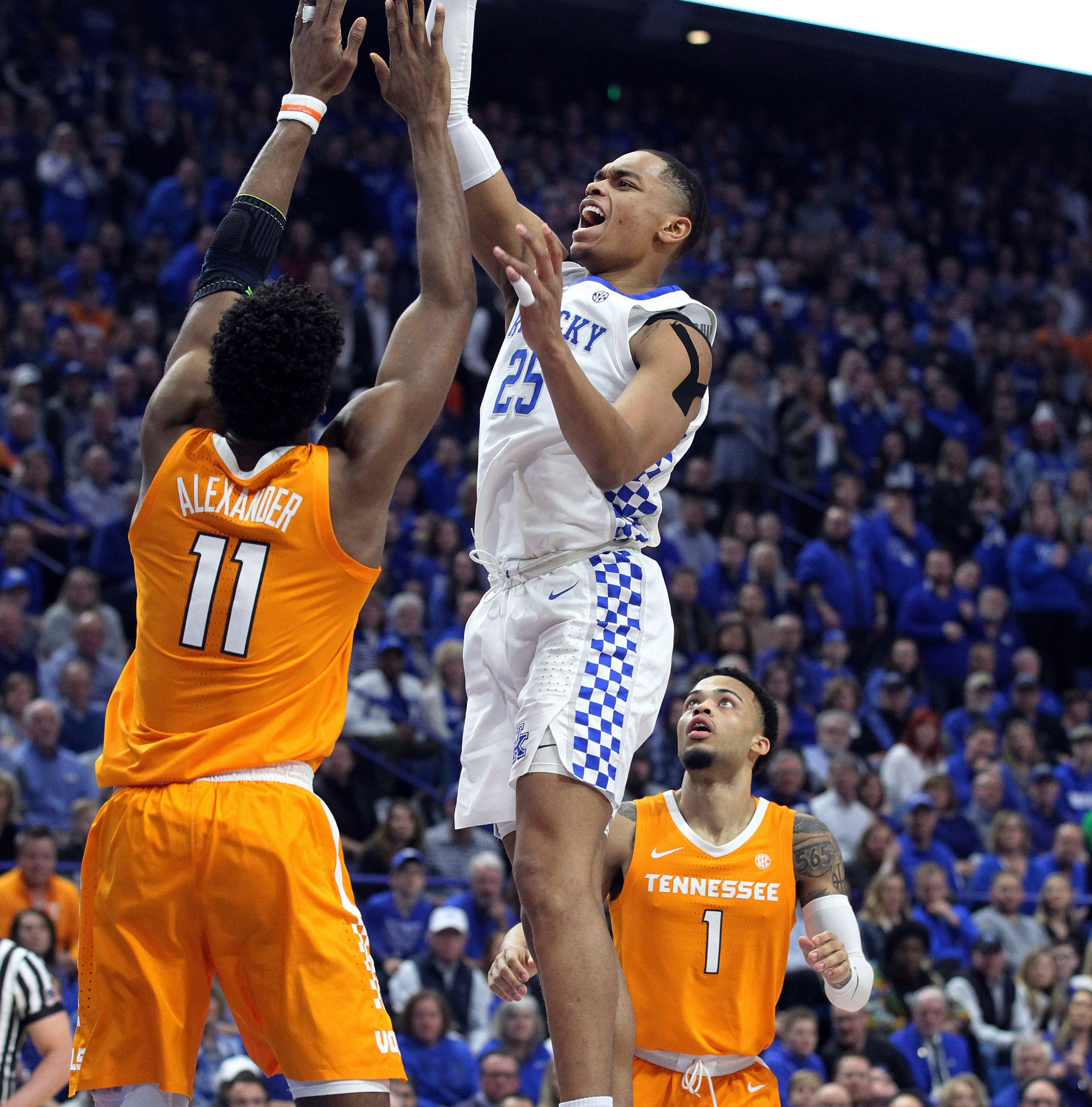 Tennessee basketball will face same hurdles in LSU as it did with Kentucky