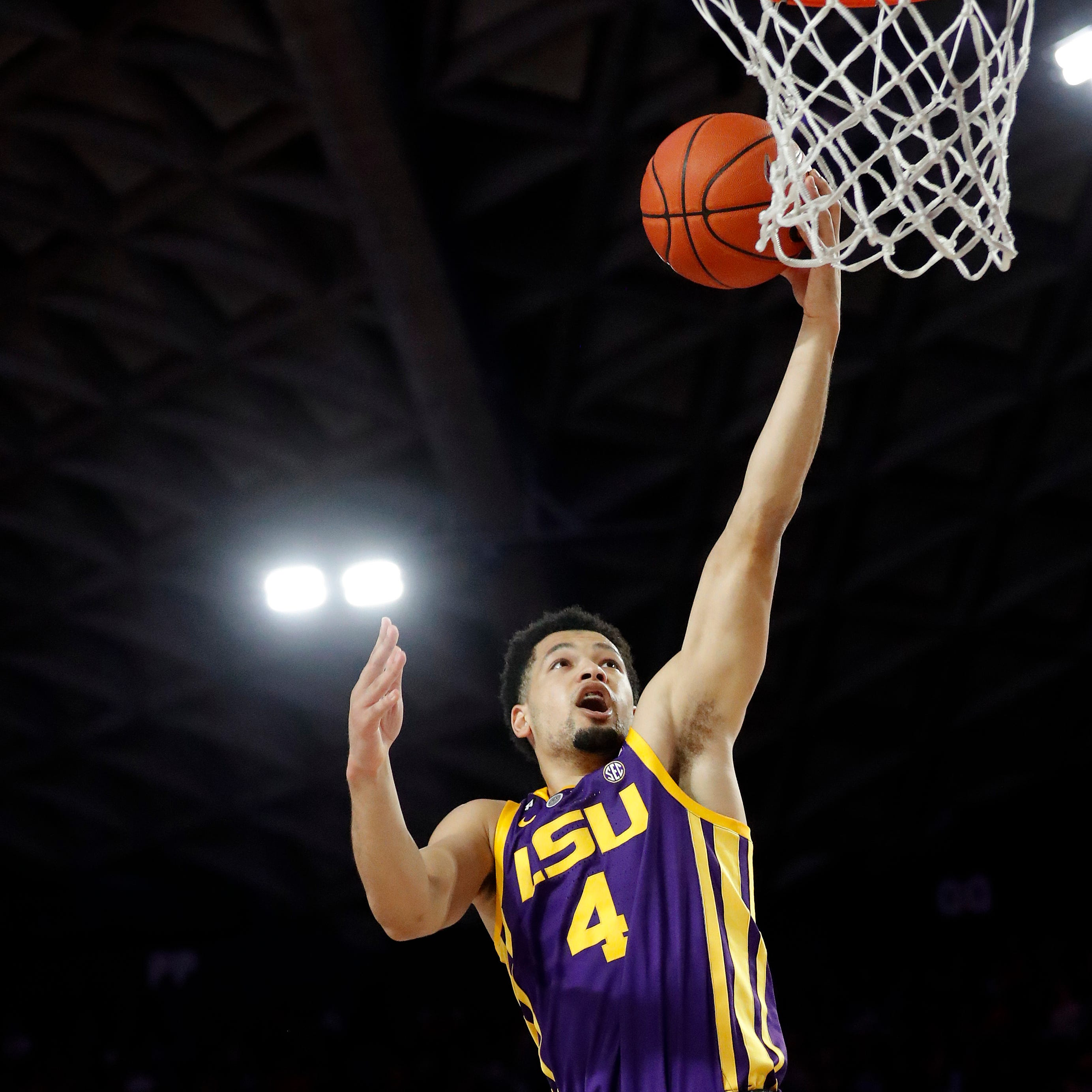 How to watch LSU vs. Florida men's basketball on TV, live stream
