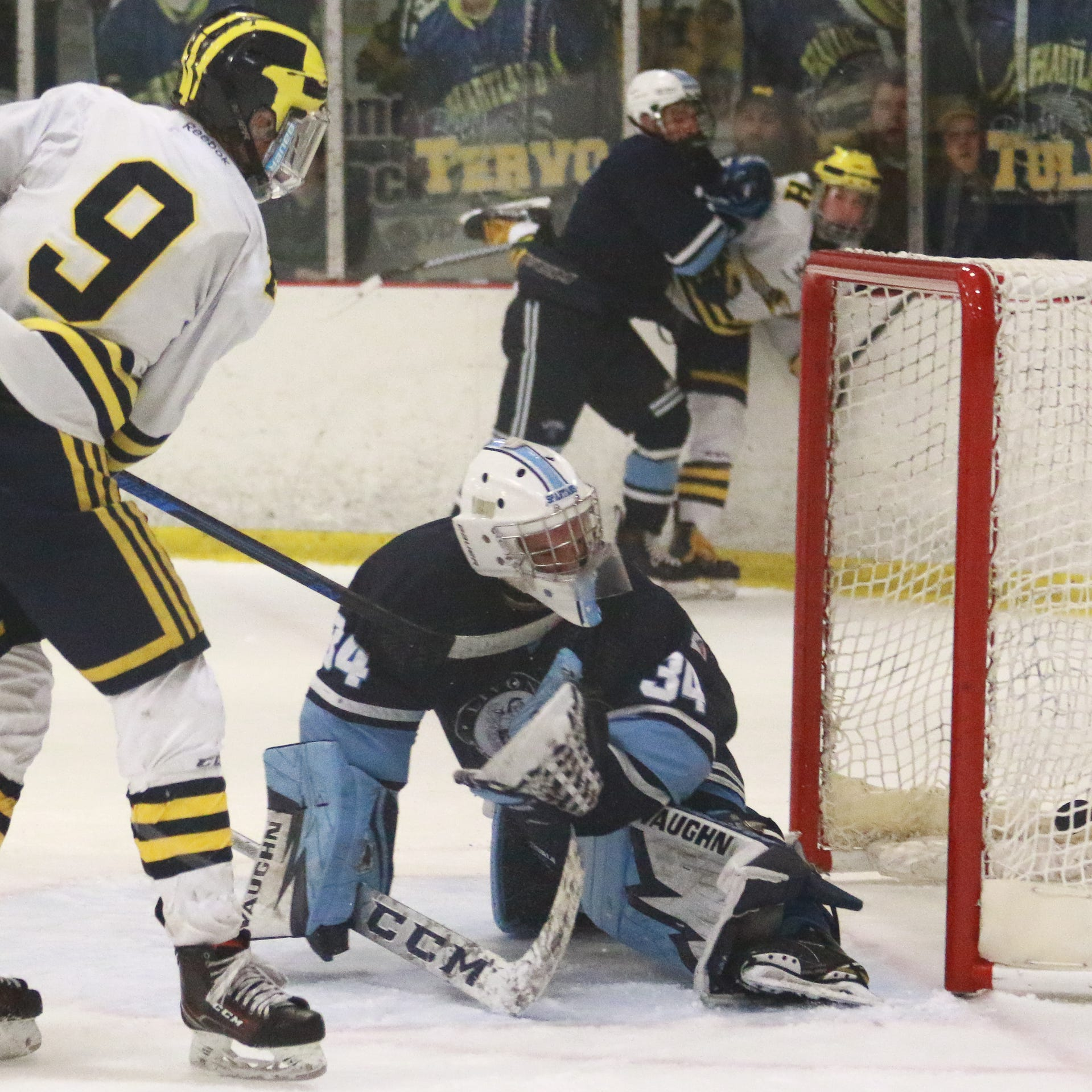 Will lack of discipline derail Hartland hockey? Stevenson capitalizes for KLAA crown
