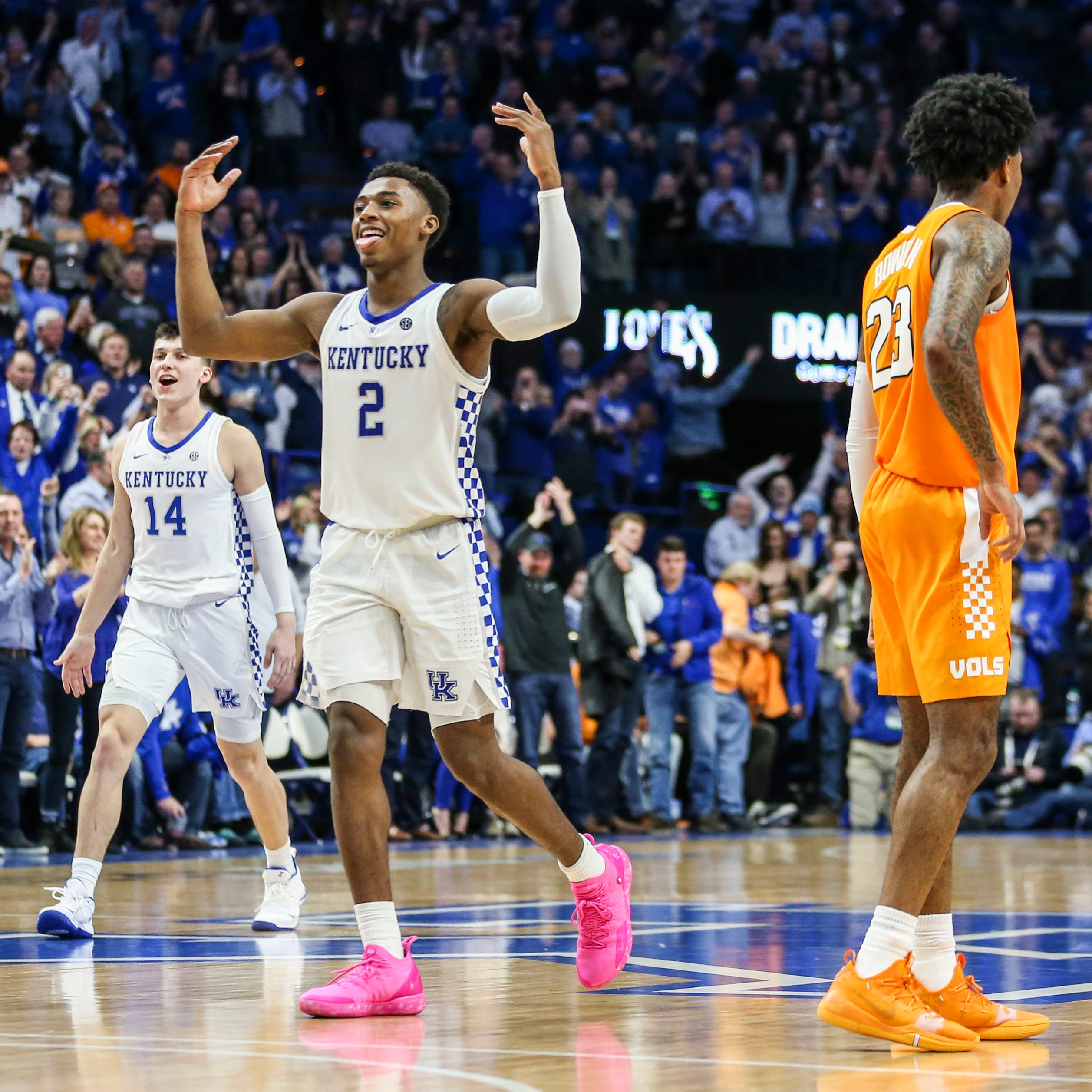 Who's overrated? UK players have different message from blowout win