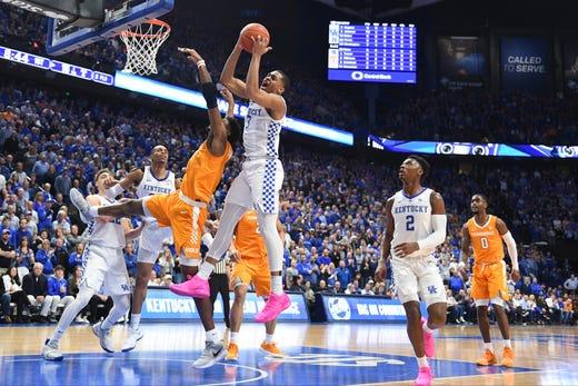 Uk Basketball 2019: Kentucky Vs. Tennessee: John Calipari Shuts Down