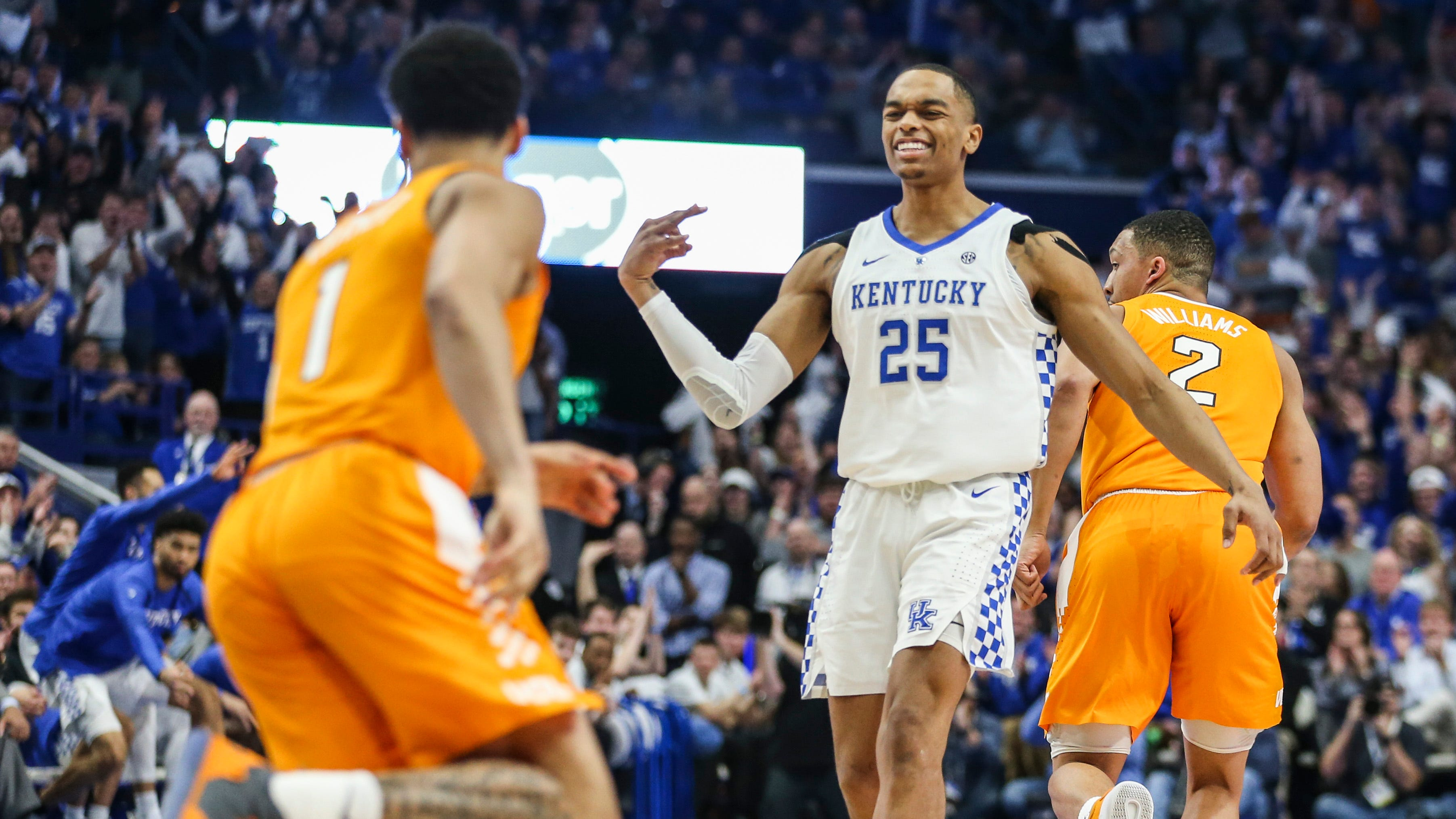 Uk Basketball: Kentucky Basketball: Takeaways From UK Win Over Tennessee
