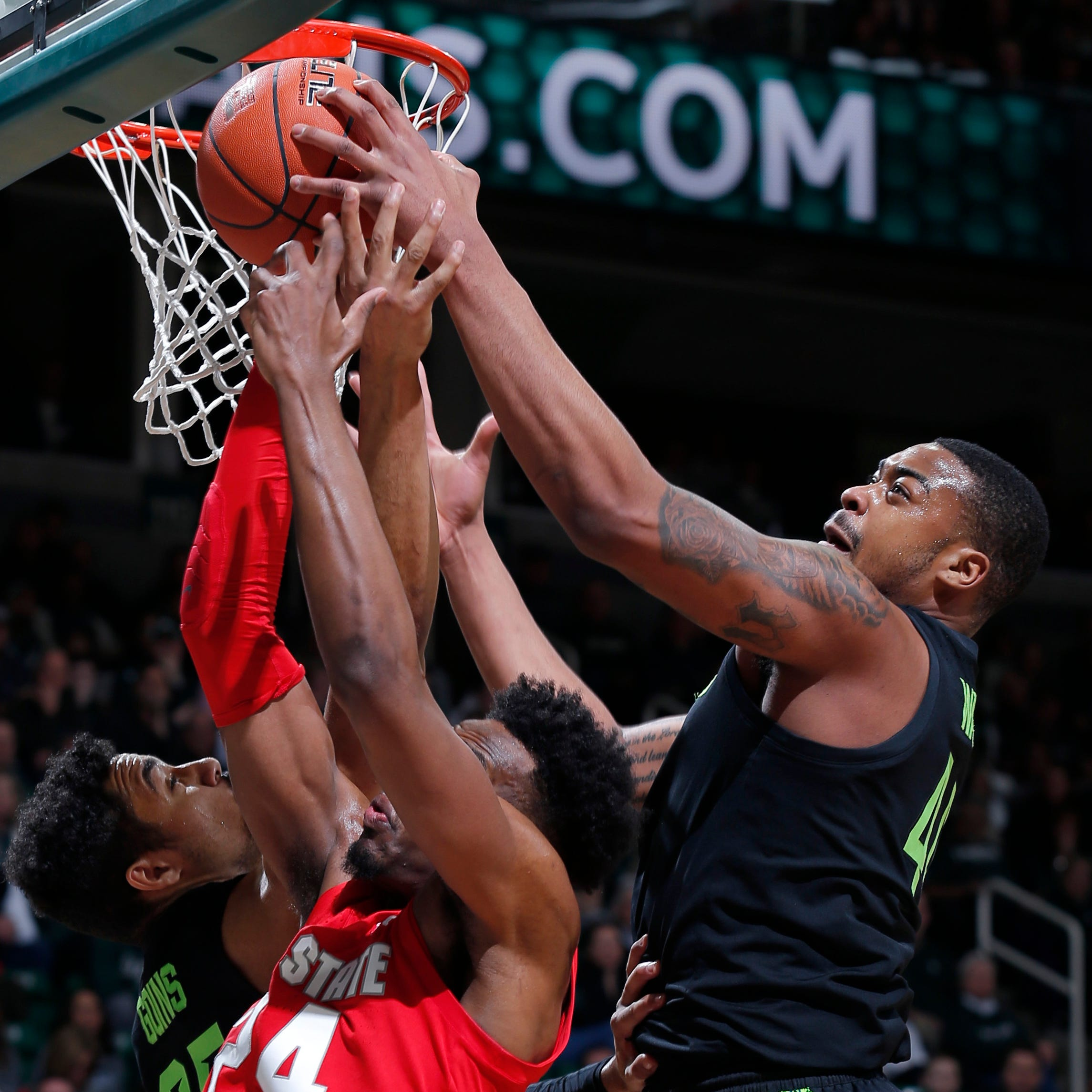 Couch: 3 quick takes on Michigan State basketball's second-half rally and win over Ohio State