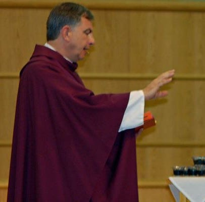 The Rev. Mark Inglot, accused of sexual harassment, can no longer publicly serve as priest