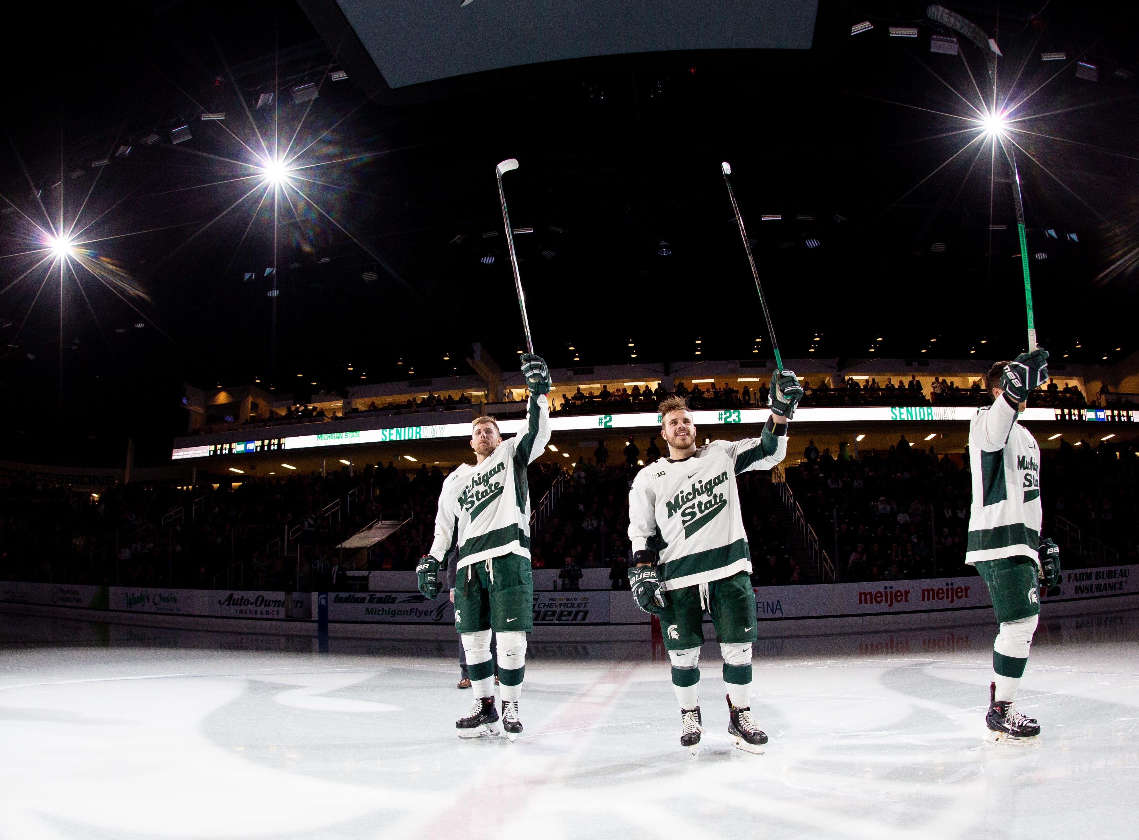 Penn State spoils Spartans' senior night, making home Big Ten playoff series unlikely