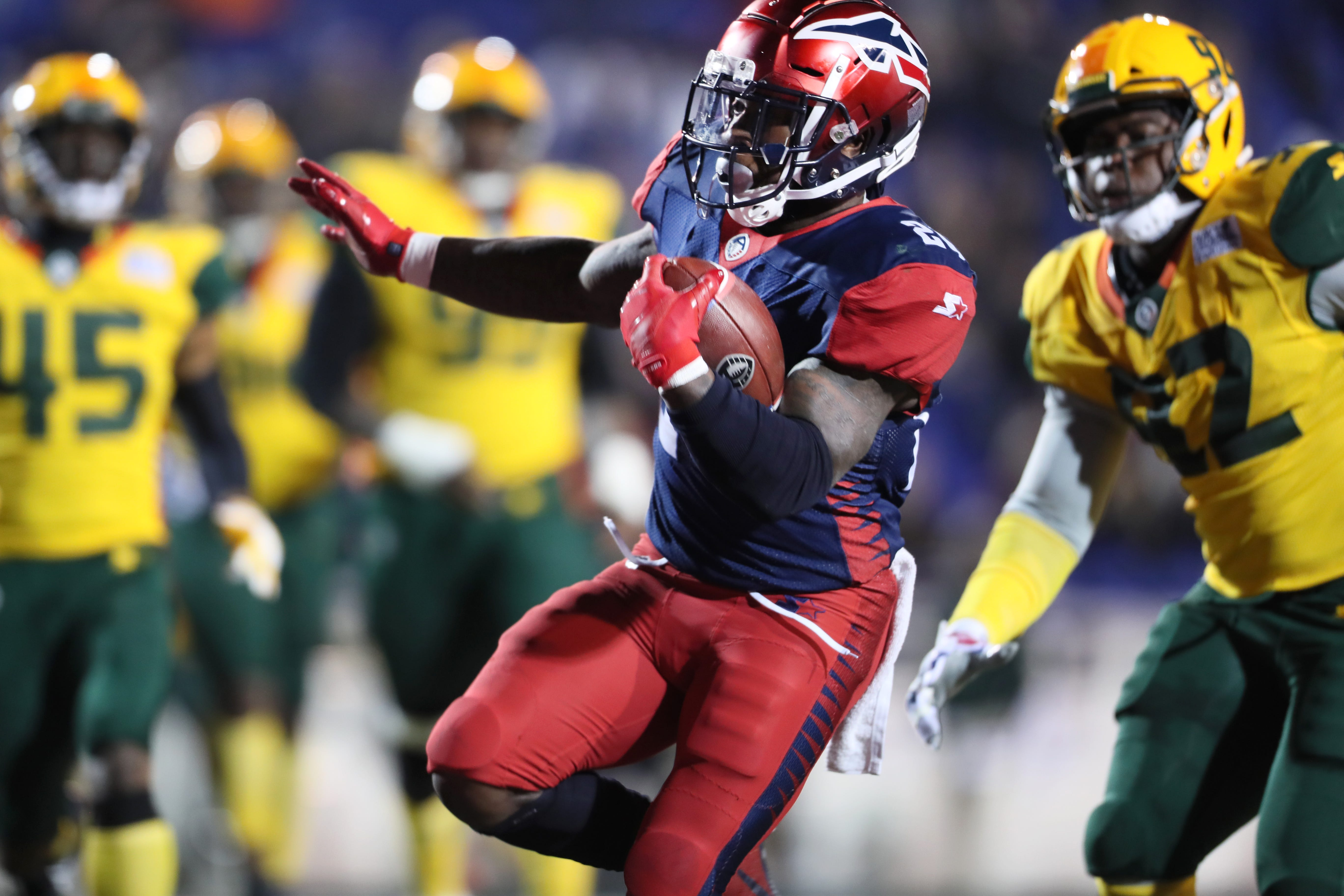 AAF: Memphis Express blows fourth-quarter lead in loss to Arizona ...