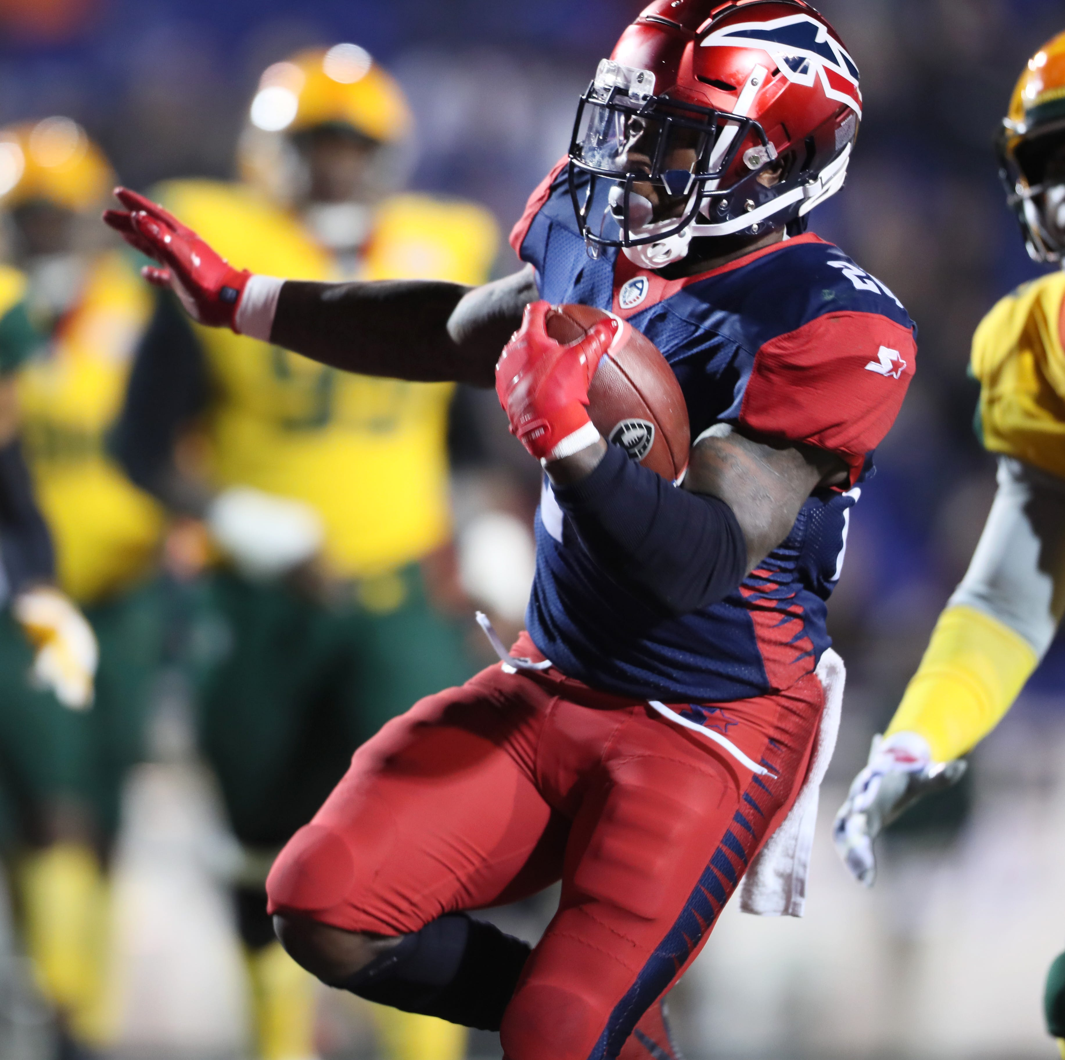 AAF: Memphis Express see double-digit fourth quarter lead evaporate in second straight loss