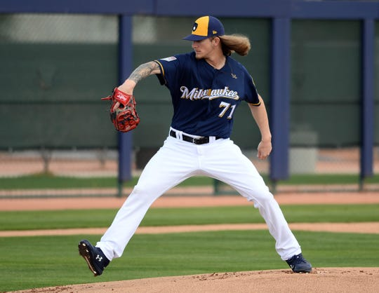 Josh Hader earned an all-star nod during his dominating performance in 2018.