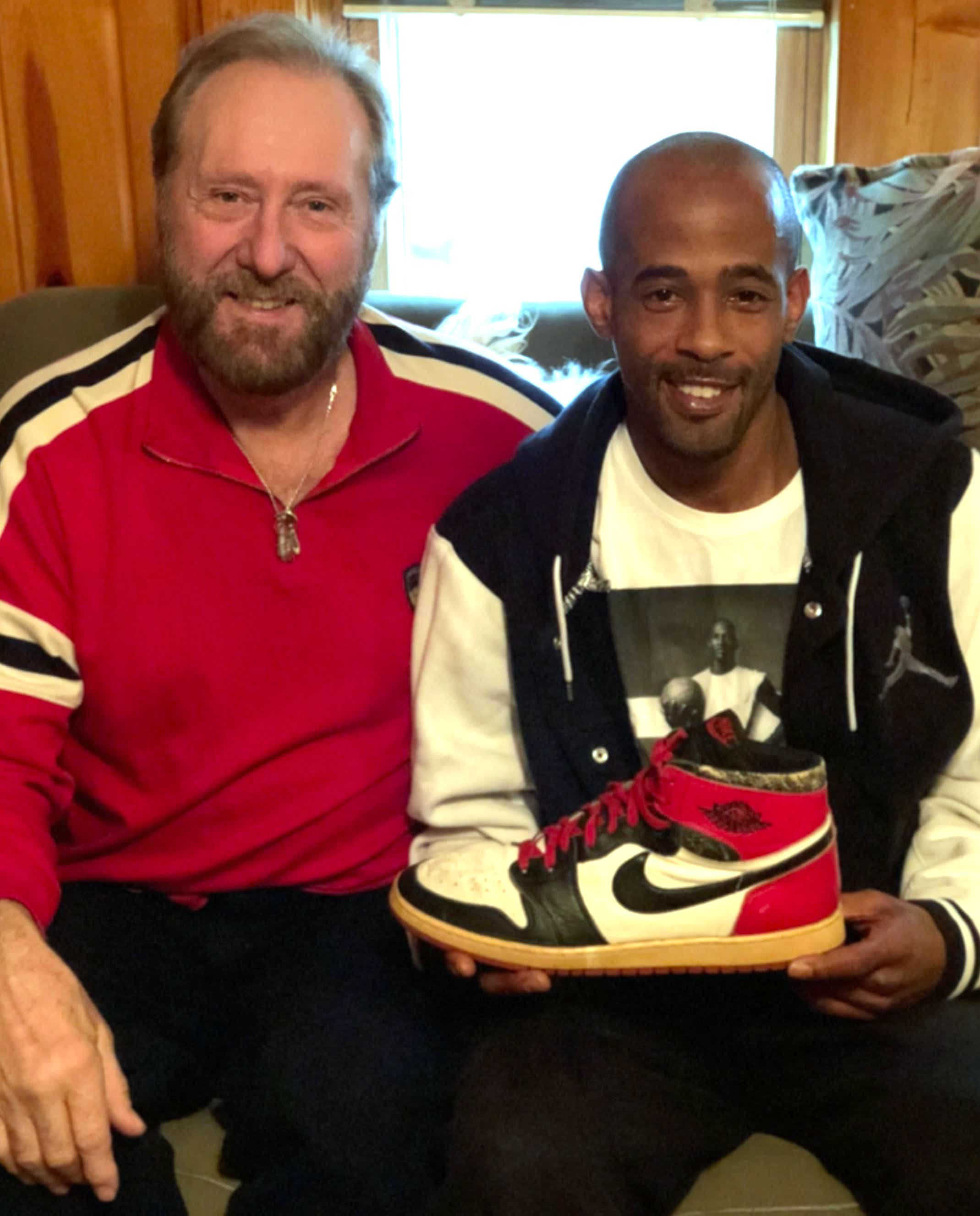 b750fb25319 'Most significant Air Jordan shoe' saved from crumbling Milwaukee mall