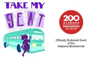 """The musical play """"Take My Seat"""" will be performed Feb. 25 at The Sanctuary in Montgomery."""