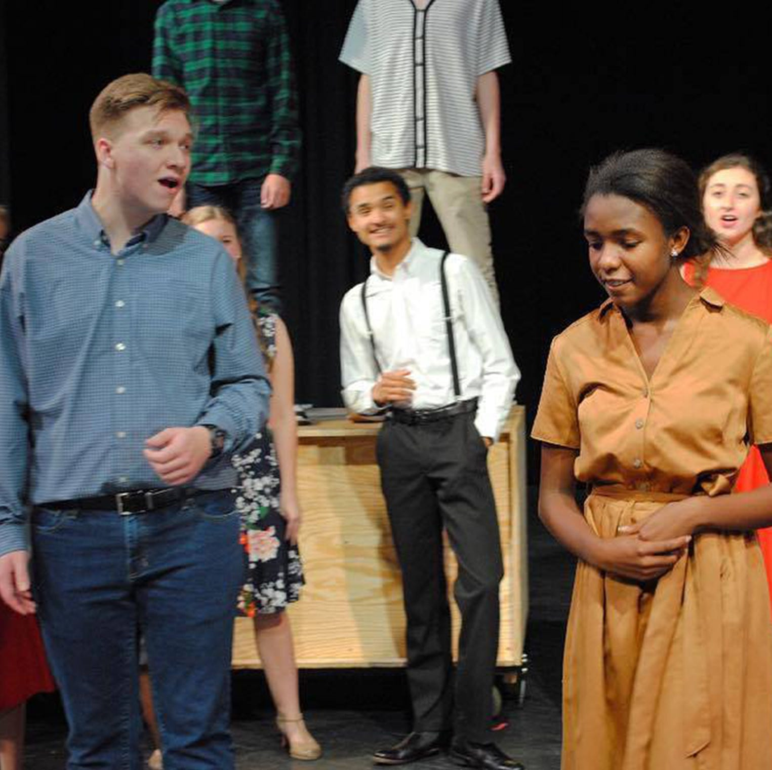 A teen in troubled times: 'Take My Seat' set in 1963 Montgomery