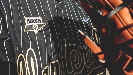"Vanderbilt baseball debuted its new  ""Nash"" patch in its season-opening weekend."