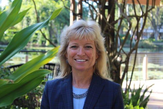 Deb Logan, Executive Director, Blue Zones Project - SWFL. February 2019