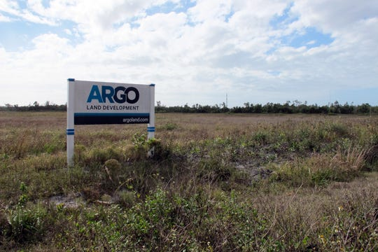 Argo Land Development plans to build a residential housing community at U.S. 41 East and Manatee Road in East Naples.