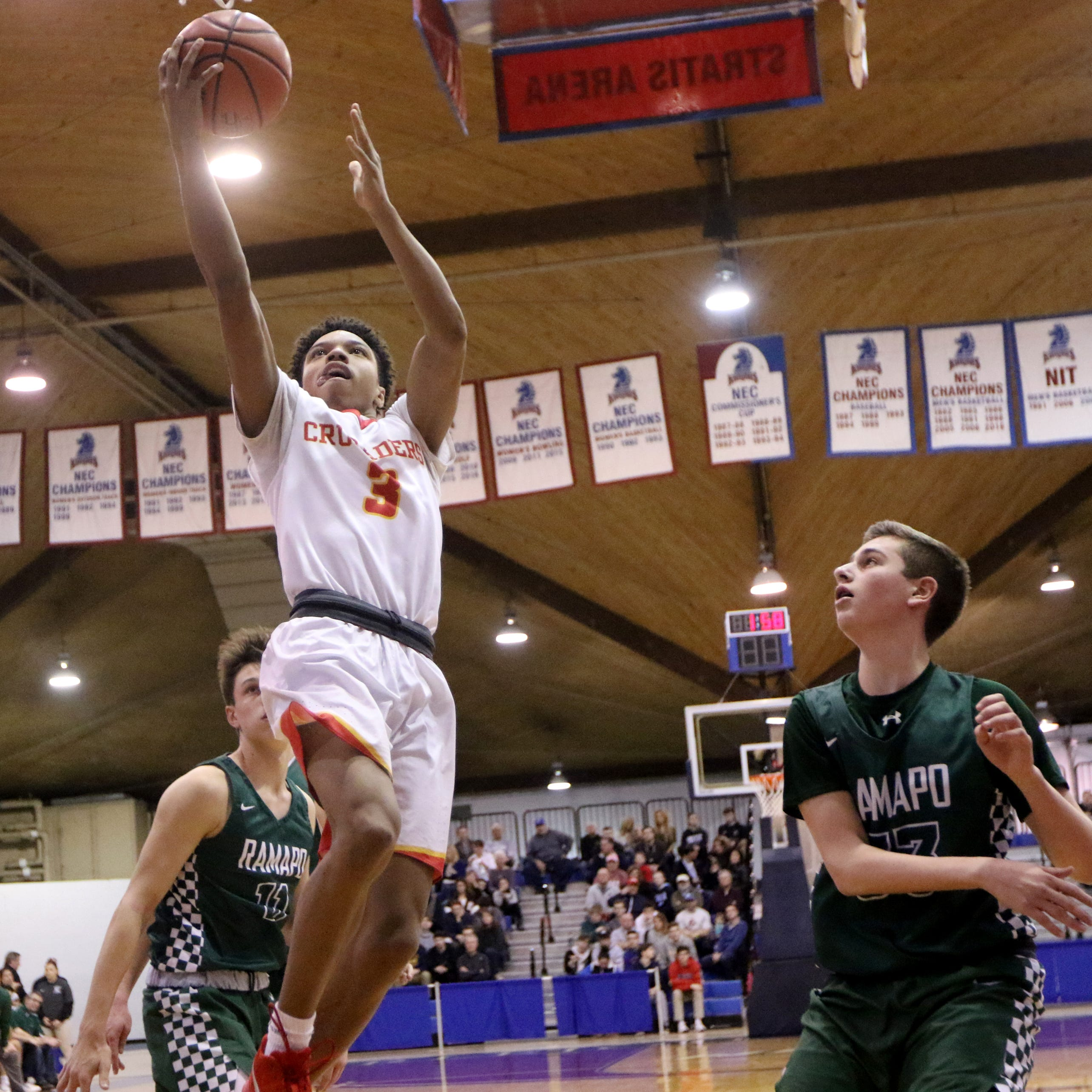 Boys basketball: Bergen Catholic rolls past Ramapo in Bergen Jamboree semifinals