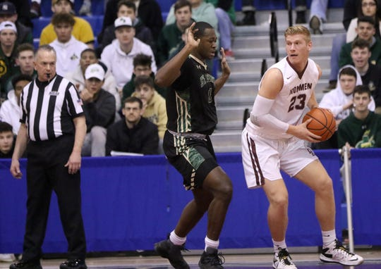 Victor Konopka (23) and the Don Bosco basketball team seek another NJSIAA Tournament run after winning the past two Non-Public A titles and reaching the finals of the Tournament of Champions.