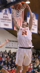 Zach Freemantle and top-seeded Bergen Catholic are favorites to win the North Non-Public A boys basketball sectional.