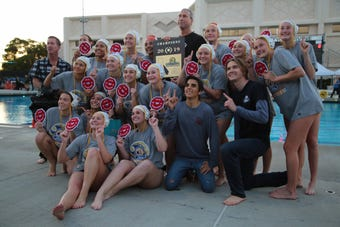The La Quinta girls' water polo team fulfilled their destiny Saturday.