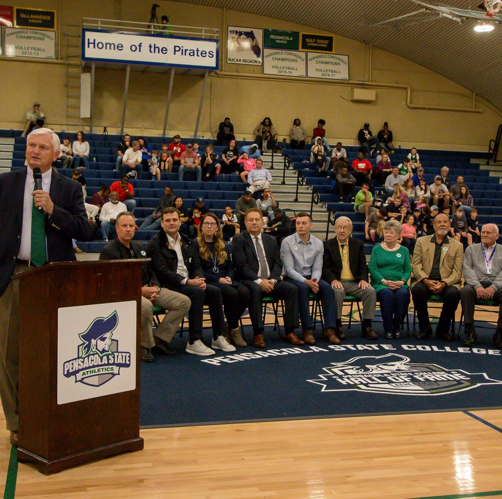 Pensacola State College honors athletic legacy with hall of fame event