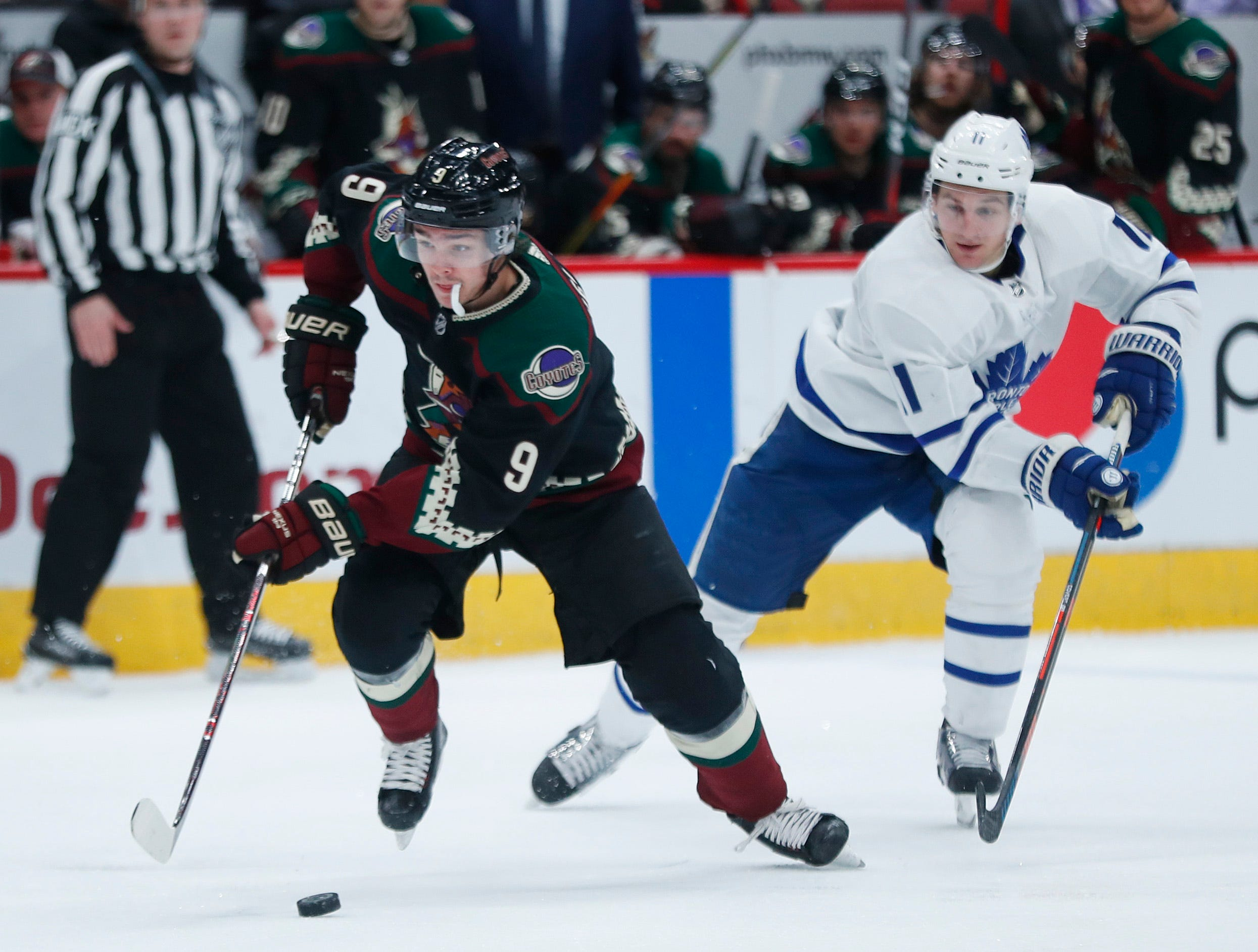 Arizona Coyotes believe Clayton Keller's long-term contract extension is worth the risk