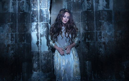 "Sarah Brightman's latest album is ""Hymn."""