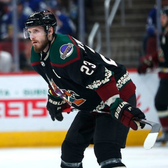 Oliver Ekman-Larsson's cryptic injury is latest in string of bad luck for Coyotes