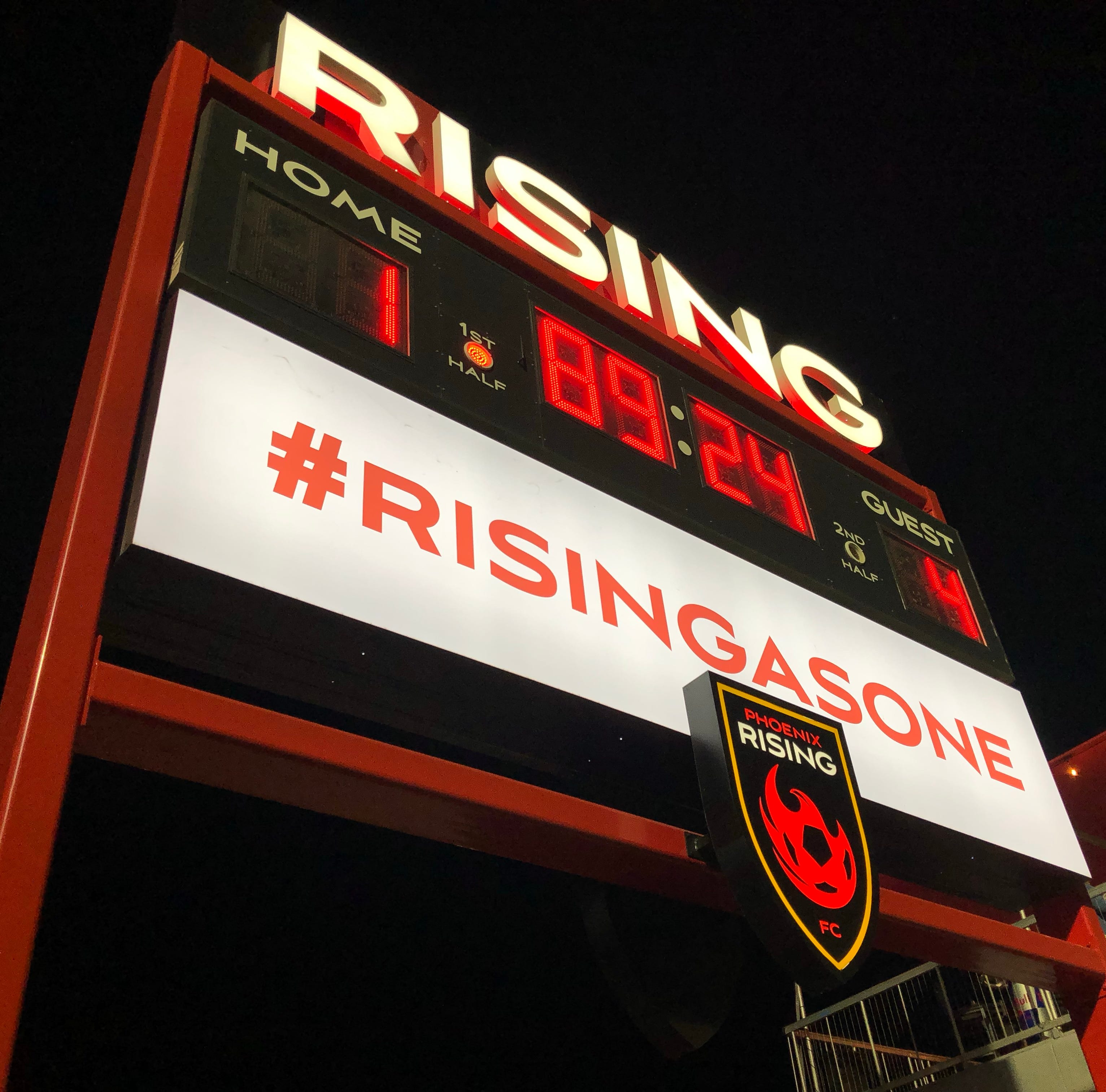 Phoenix Rising FC not mentioned by MLS in plans for expansion