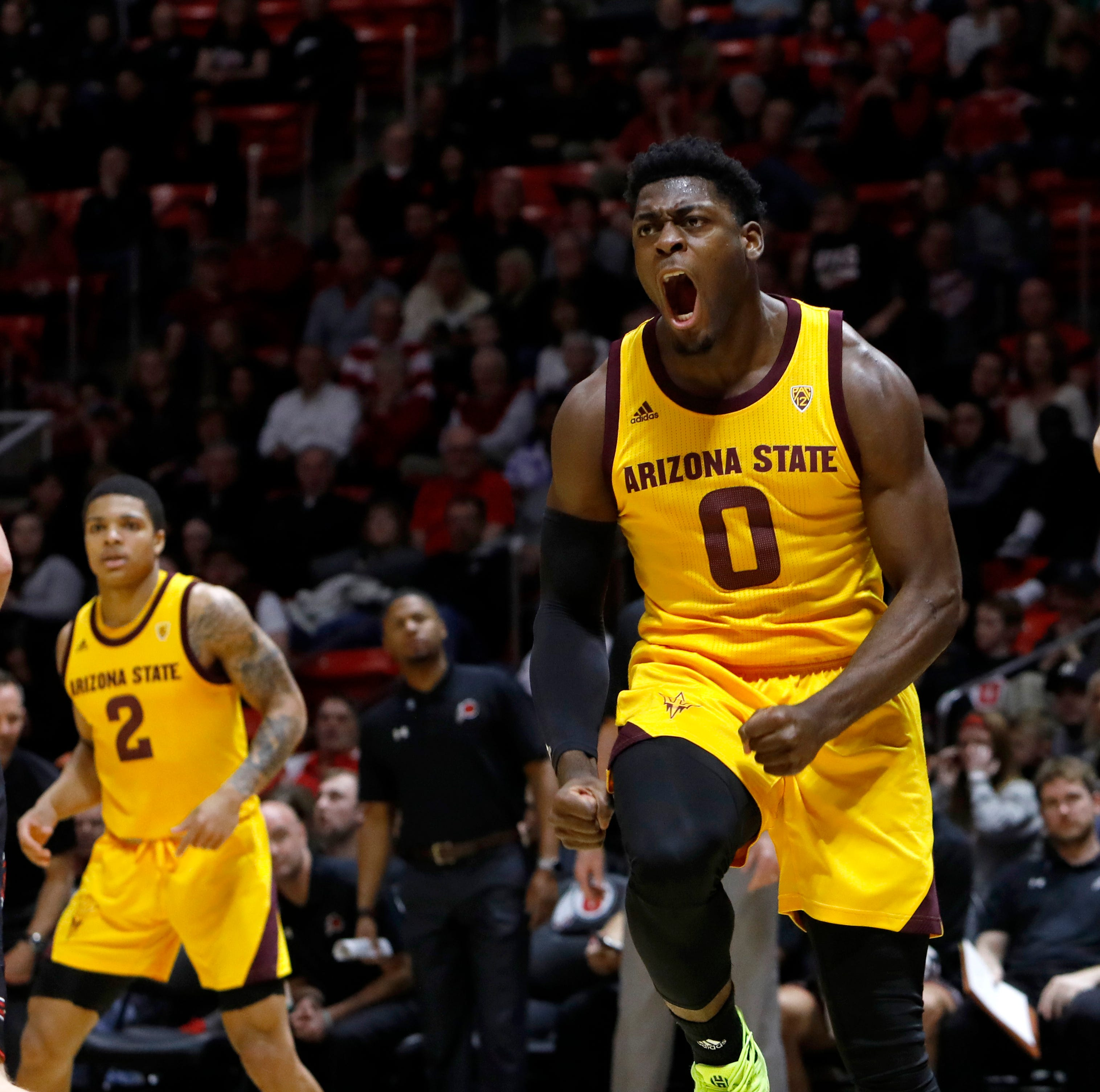 Edwards, Cheatham lead ASU basketball to road win over Utah